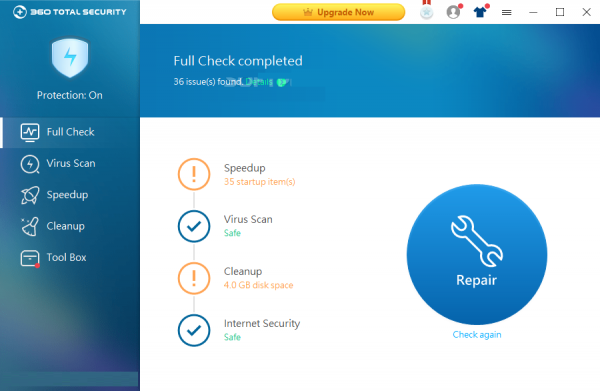360 Total Security 10.6.0.1059 Crack With License Key {Premiums}